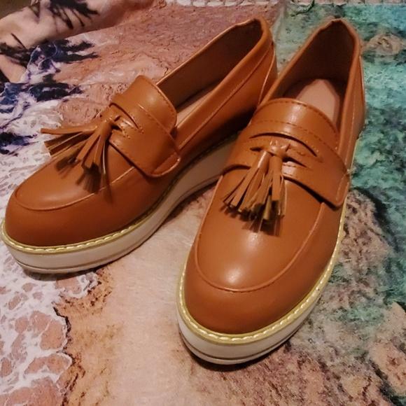 Aldo Shoes | Platform Loafer | Poshmark